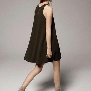 Aritzia Wilfred Le Fou Trompette Dress